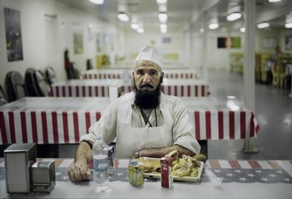 Baptiste Giroudon - portraits afghans