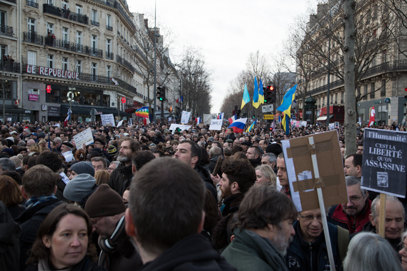Paris rally, 01-11-2015