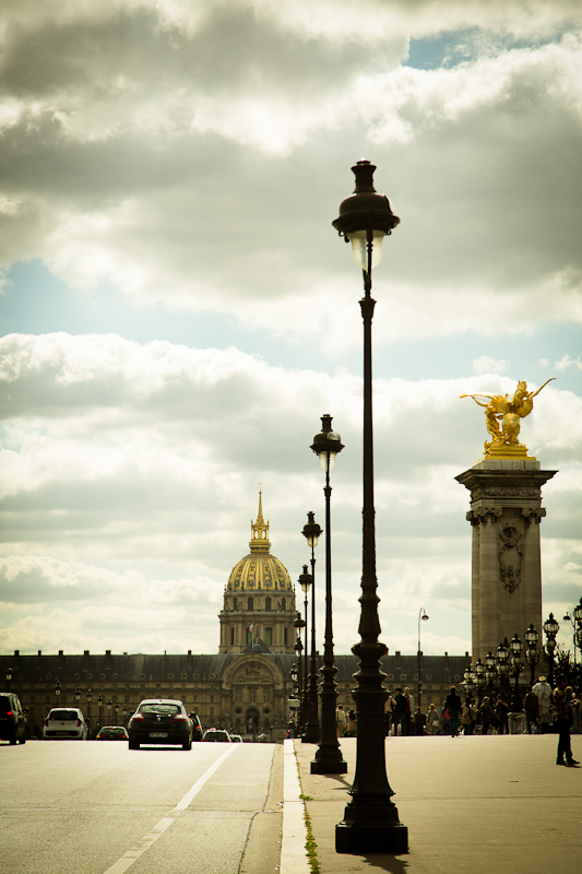 Paris, Invalides